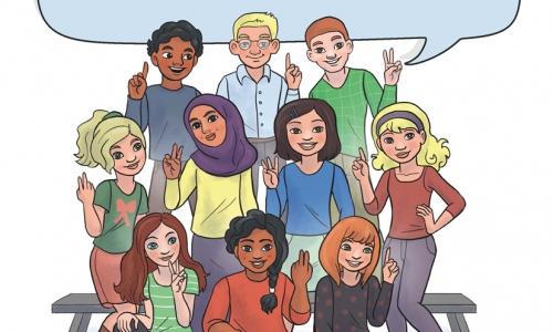 Webinar Meertaligheid, diversiteit en culturele verschillen thuis en op school